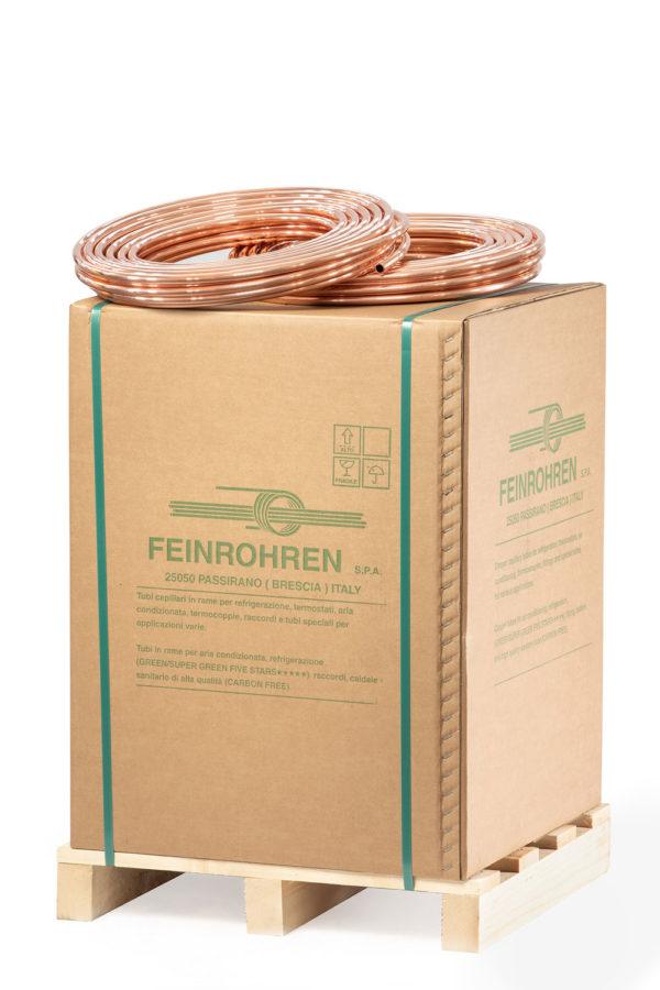rotoli rame idrotermosanitari carbon free