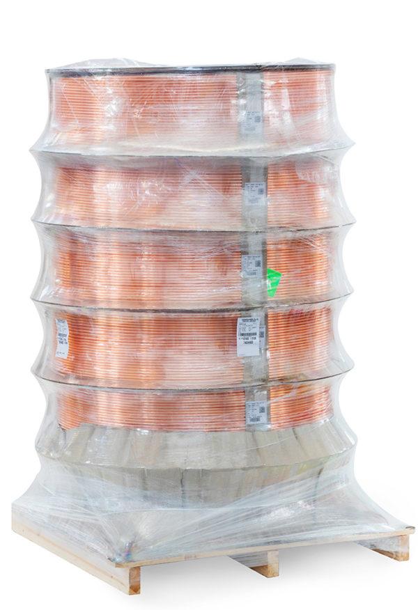 tubo rame industriale lwc liscio