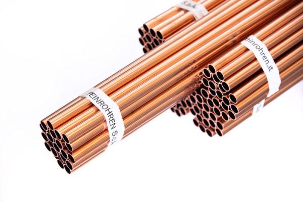 verghe rame idrotermosanitarie carbon free